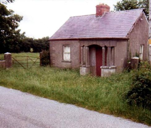 The Dufficy's Cottage in Lismehy, Roscommon, Ireland